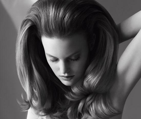 Que existen medios públicos de la caída de los cabello